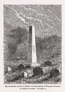 Stickney Monument