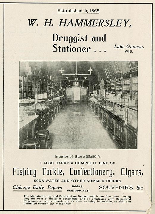 hammersley-druggist-ad