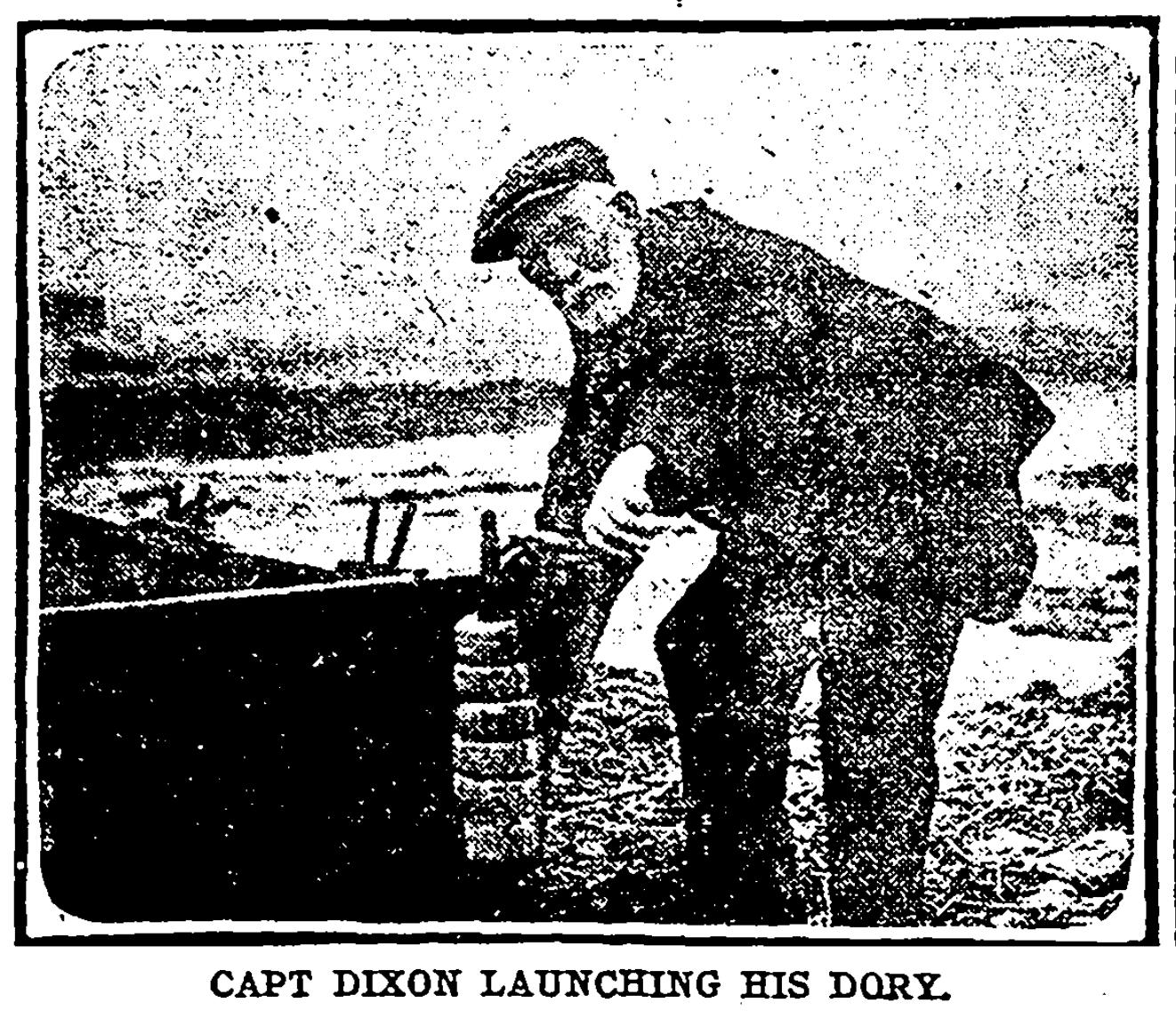 Capt Comfort Dixon